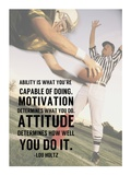 Attitude Posters by  Sports Mania