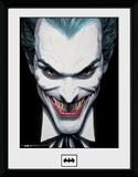 Batman Joker Smile Stampa del collezionista