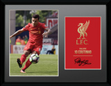 Liverpool - Coutinho 16/17 Collector-tryk