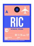 RIC Richmond Luggage Tag II Prints by  NaxArt