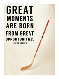 Great Moments Poster von  Sports Mania