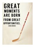 Great Moments Kunstdrucke von  Sports Mania