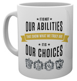 Harry Potter - Abilities Mug Taza
