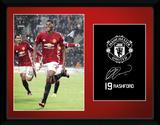 Manchester United - Rashford 16/17 Collector-tryk