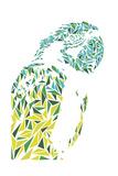 Ara Parrot Stampe di Cristian Mielu