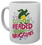 Elf - Ninny Muggins Christmas Mug Mug