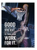 Good Things Come Poster by  Sports Mania