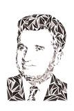 Nicolae Ceausescu Poster von Cristian Mielu