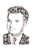 Nicolae Ceausescu Posters by Cristian Mielu