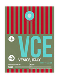 VCE Venice Luggage Tag II Art by  NaxArt