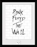 The Wall - White Wall Wydruk kolekcjonerski