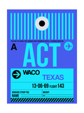 ACT Waco Luggage Tag II Prints by  NaxArt