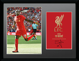 Liverpool - Mane 16/17 Collector Print