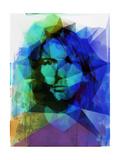 Kurt Geometrized Giclee-tryk i høj kvalitet