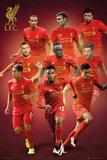 Liverpool Players 16/17 Zdjęcie