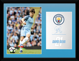Manchester City - Silva 16/17 Collector-tryk