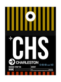 CHS Charleston Luggage Tag I Posters by  NaxArt