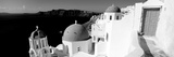 Church in a City, Santorini, Cyclades Islands, Greece Photographic Print by  Panoramic Images