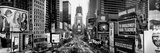 Dusk, Times Square, Nyc, New York City, New York State, USA Photographic Print by  Panoramic Images