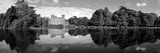 Reflection of a Castle in Water, Johnstown Castle, County Wexford, Republic of Ireland Photographic Print by  Panoramic Images