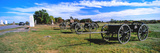Cannons at Gettysburg National Military Park, Gettysburg, Pennsylvania, USA Photographic Print by  Panoramic Images