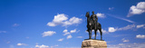 Monument to Maj. Gen. George G. Meade, Gettysburg National Military Park, Gettysburg Photographic Print by  Panoramic Images