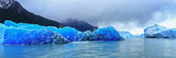 Icebergs of Upsala Glacier, Southern Patagonian Ice Field, Los Glaciares National Park Photographic Print by  Panoramic Images