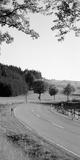 Road Passing Through a Landscape, Germany Photographic Print by  Panoramic Images