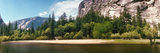 Mirror Lake in Yosemite National Park, Mariposa County, California, USA Photographic Print by  Panoramic Images