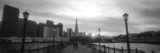 Waterfront San Francisco Ca Photographic Print by  Panoramic Images