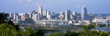 Skyscrapers in a City, Cincinnati, Ohio, USA Photographic Print by  Panoramic Images