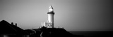 Lighthouse at Dusk, Broyn Bay Light House, New South Wales, Australia Photographic Print by  Panoramic Images
