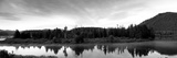 Usa, Wyoming, Grand Teton Park, Ox Bow Bend Photographic Print by  Panoramic Images