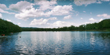 Recreational Lake at Bear Mountain State Park, Hudson River, Rockland County, New York State, USA Photographic Print by  Panoramic Images