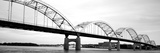 Usa, Iowa, Davenport, Centennial Bridge over Mississippi River Photographic Print by  Panoramic Images