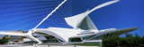 Art Museum, Milwaukee Art Museum, Milwaukee, Wisconsin, USA Photographic Print by  Panoramic Images