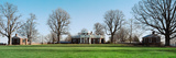 Home of Thomas Jefferson, Monticello, Charlottesville, Virginia, USA Photographic Print by  Panoramic Images