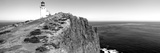 Lighthouse at a Coast, Anacapa Island Lighthouse, Anacapa Island, California, USA Photographic Print by  Panoramic Images
