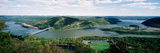 Bridge across a River, Bear Mountain Bridge, Hudson River, New York State, USA Photographic Print by  Panoramic Images