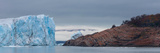 Perito Moreno Glacier, Lake Argentino, Los Glaciares National Park, Santa Cruz Province Photographic Print by  Panoramic Images