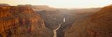 River Passing Through a Canyon, Toroweap Point, Grand Canyon National Park, Arizona, USA Photographic Print by  Panoramic Images