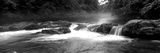 Usa, North Carolina, Tennessee, Great Smoky Mountains National Park, Little Pigeon River Photographic Print by  Panoramic Images