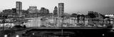 Inner Harbor, Baltimore, Maryland, USA Fotografisk trykk av Panoramic Images,