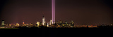 Tribute in Light, World Trade Center, Lower Manhattan, Manhattan, New York City Photographic Print by  Panoramic Images