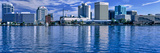 Buildings at Waterfront, Norfolk, Virginia, USA Photographic Print by  Panoramic Images