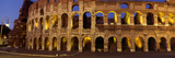 Ruins of an Amphitheater, Coliseum, Rome, Lazio, Italy Photographic Print by  Panoramic Images