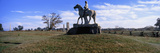 8th Pennsylvania Cavalry Monument, Gettysburg National Military Park, Gettysburg, Pennsylvania, USA Photographic Print by  Panoramic Images