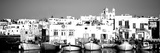 Boats at the Waterfront, Paros, Cyclades Islands, Greece Photographic Print by  Panoramic Images