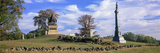 Major General Winfield Scott Hancock Equestrian Monument at Gettysburg National Military Park Photographic Print by  Panoramic Images