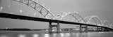 Bridge over a River, Centennial Bridge, Davenport, Iowa, USA Photographic Print by  Panoramic Images